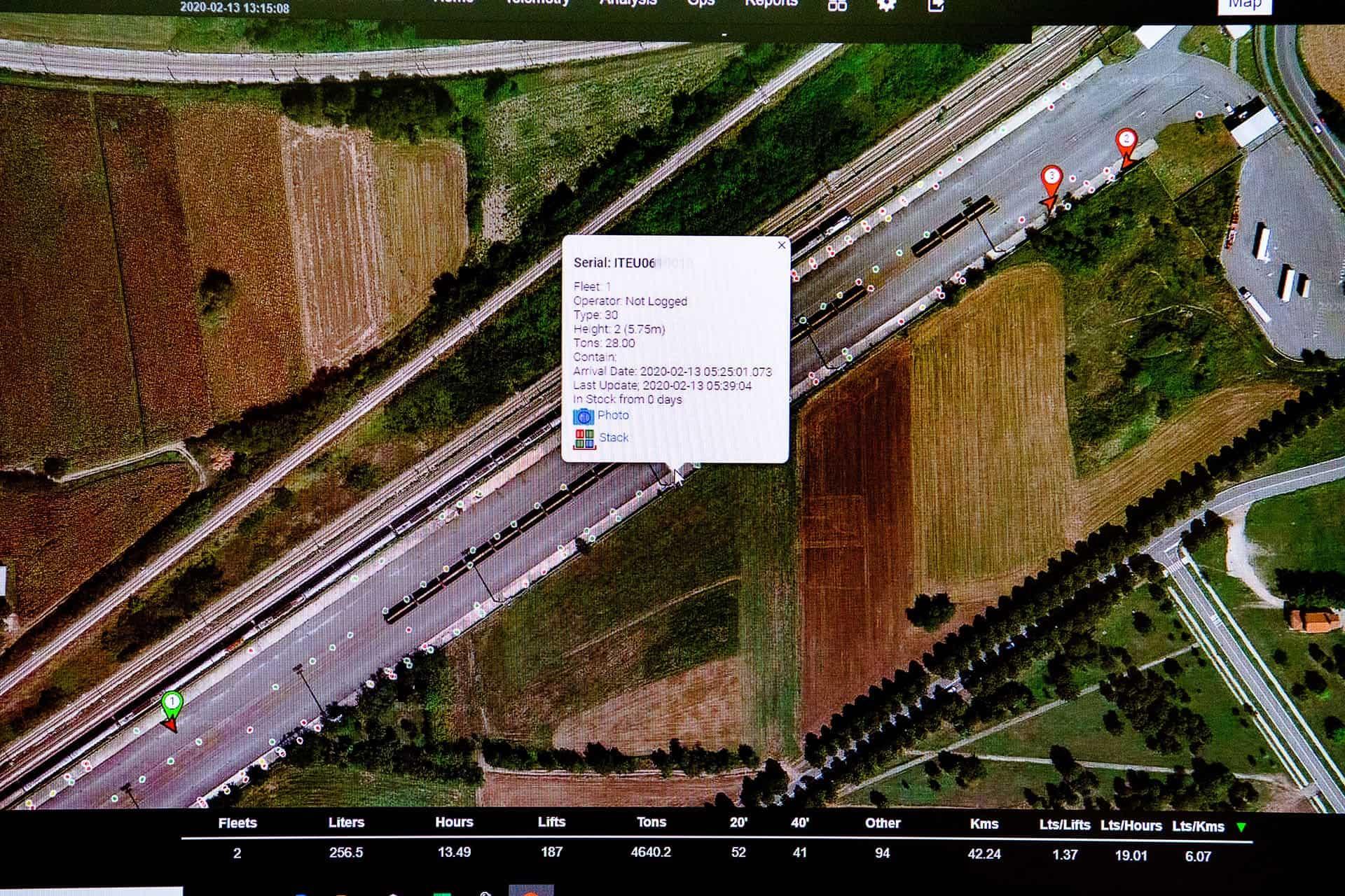 localizzazione Malpensa Intermodale - visione UTI a monitor-2